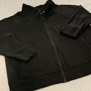 Zella Black Long Sleeve Zip Hoodie VGUC!